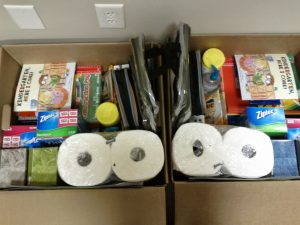 School Supplies Donated through The Circle of Love